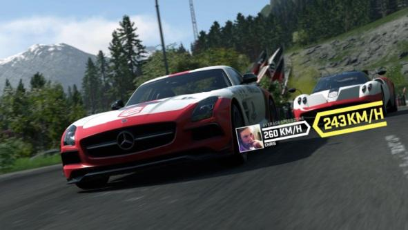 DRIVECLUB Face-Off screenshot