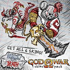 God of War Skins