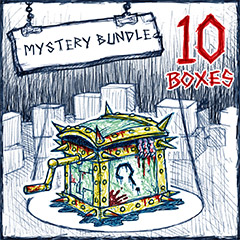 10 Mystery Boxes