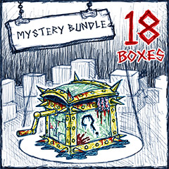 18 Mystery Boxes