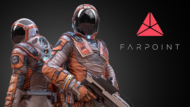 Farpoint Characters