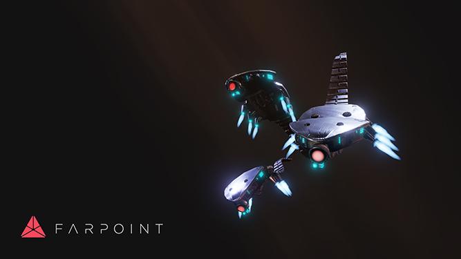 Scavenger Drone