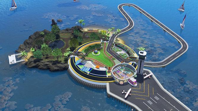EG Island