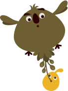 Moflee bird