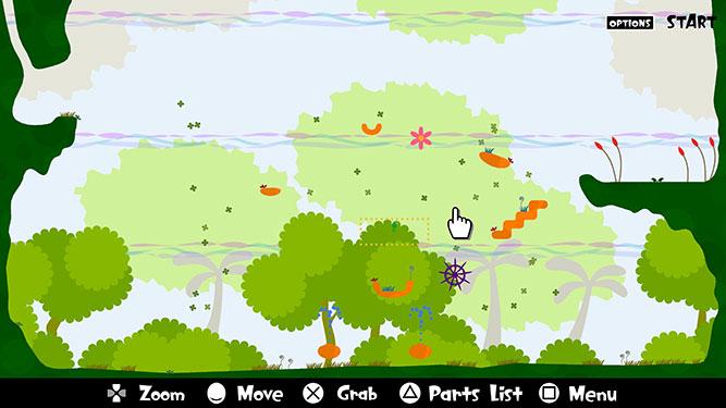 minigames screenshot