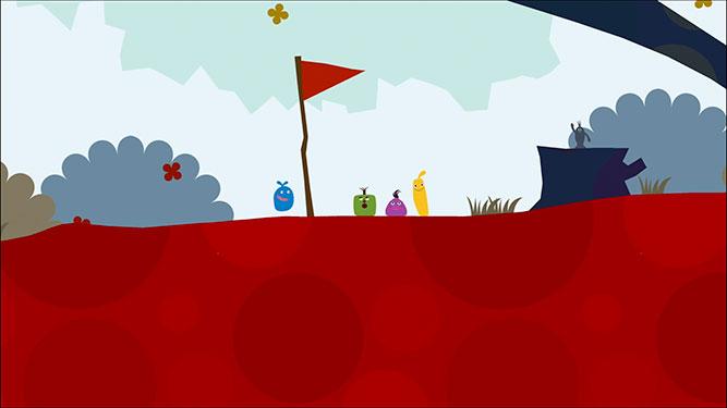 Loco Race minigame