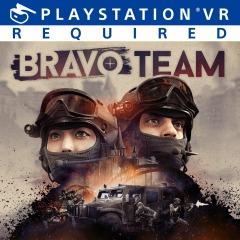 Bravo Team Logo