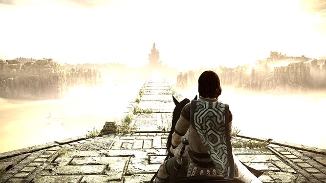 how to swim faster in shadow of the colossus 2018