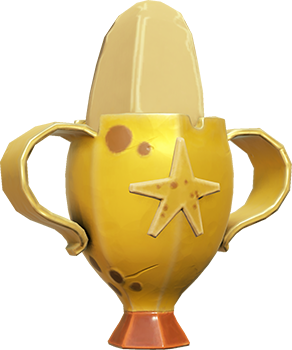 banana trophy