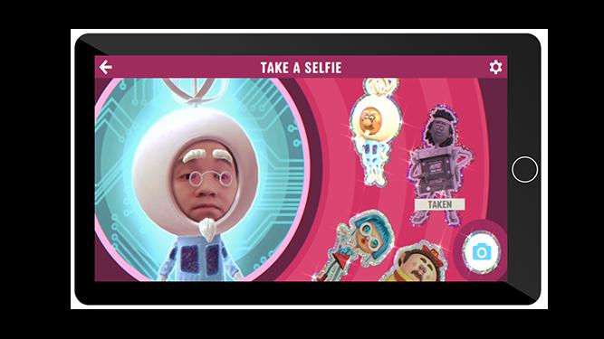 Take a selfie!