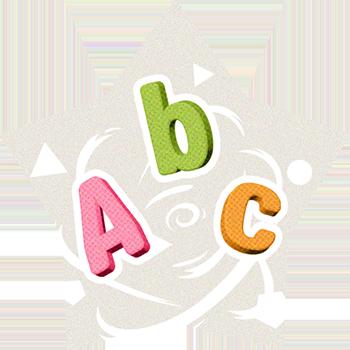 alphabet star