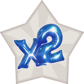 x2 star