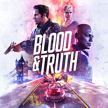 Blood and Truth packaging image
